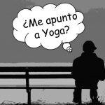 ¿Me apunto a yoga?